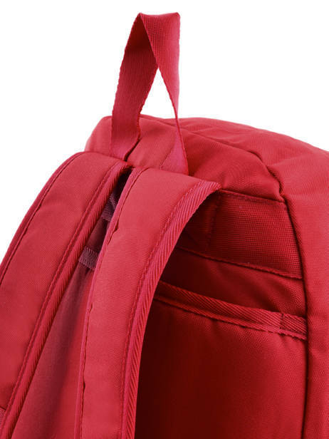 Sac à Dos 1 Compartiment Pepe jeans Rouge jackson 63923 vue secondaire 2