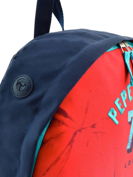 Sac à Dos 1 Compartiment Pepe jeans Multicolore dario 64323 vue secondaire 1
