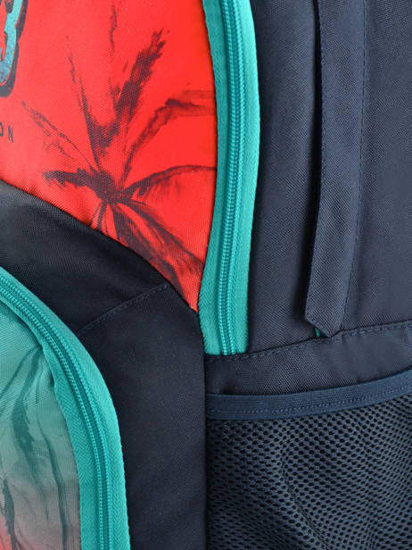 Sac à Dos 2 Compartiments Pepe jeans Multicolore dario 64325 vue secondaire 1