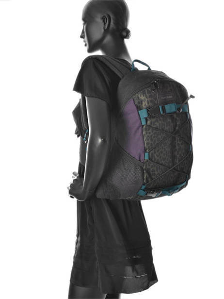 Sac à Dos 1 Compartiment + Pc 15'' Dakine Vert girl packs 8210-043 vue secondaire 3