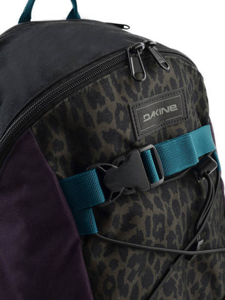 Sac à Dos 1 Compartiment + Pc 15'' Dakine Vert girl packs 8210-043 vue secondaire 1