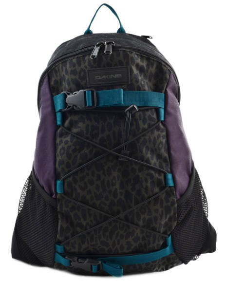 Sac à Dos 1 Compartiment + Pc 15'' Dakine Vert girl packs 8210-043