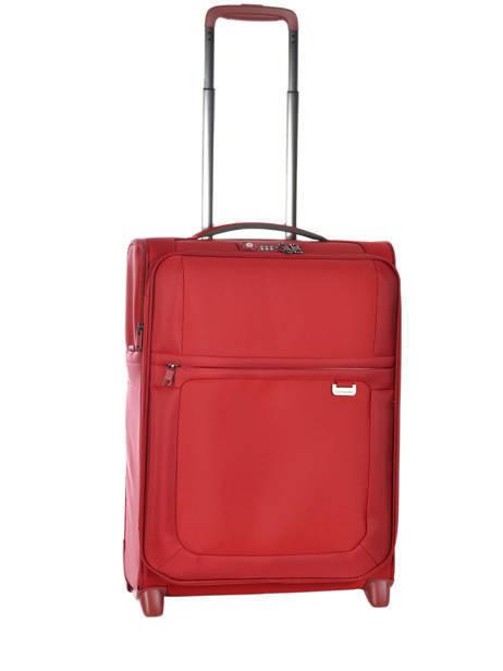 Handbagage Soepel Samsonite Rood uplite 99D003