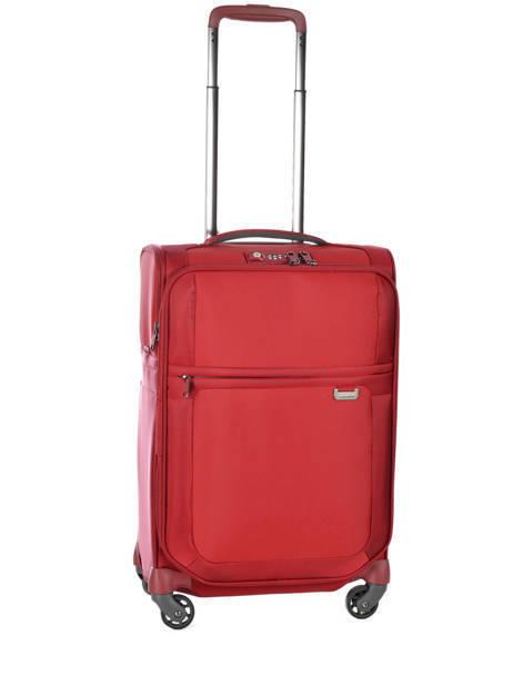 Handbagage Samsonite Rood uplite 99D005