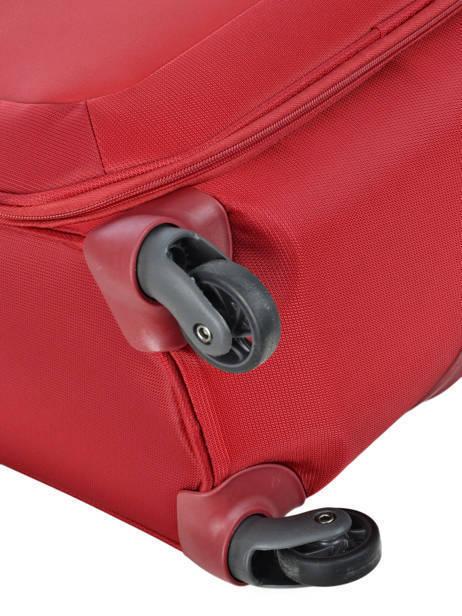 Handbagage Samsonite Rood uplite 99D005 ander zicht 1