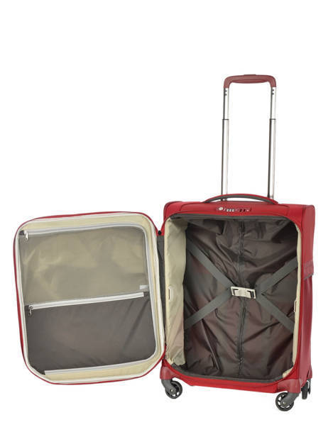 Handbagage Samsonite Rood uplite 99D005 ander zicht 6