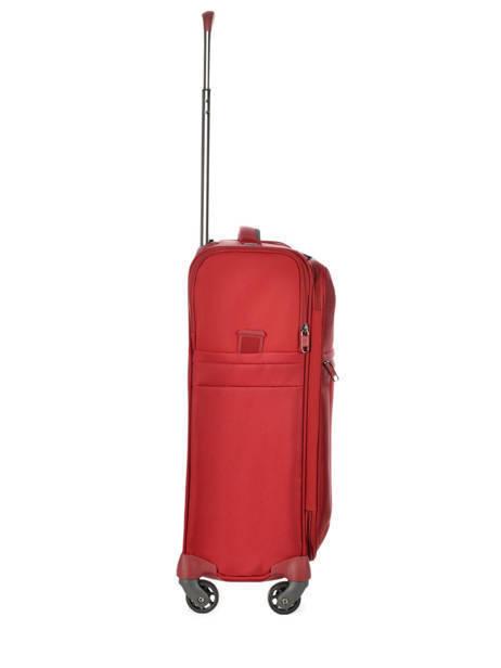 Handbagage Samsonite Rood uplite 99D005 ander zicht 4