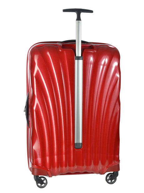 Valise Rigide Cosmolite Samsonite Rouge cosmolite V22304 vue secondaire 5