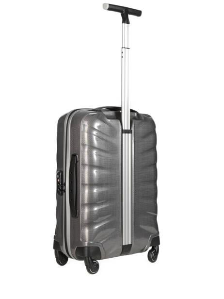 Handbagage Hard Samsonite Grijs firelite U72901 ander zicht 3