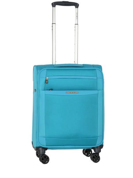 Valise Cabine Souple Samsonite Bleu dynamo 80D003