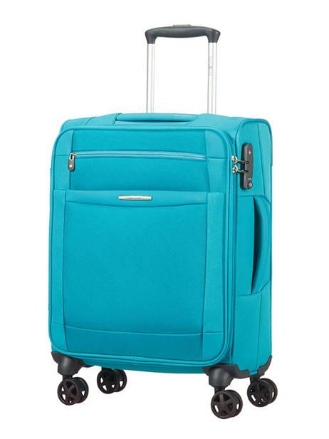 Valise Cabine Souple Samsonite Bleu dynamo 80D003 vue secondaire 6