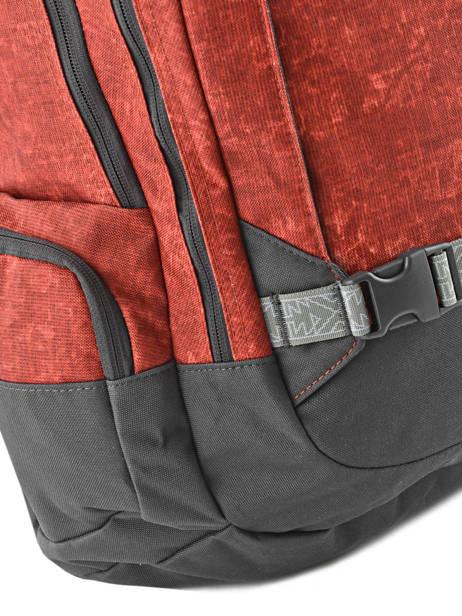 Sac à Dos 1 Compartiment + Pc 15'' Dakine Rouge snowpacks 1000-761 vue secondaire 2
