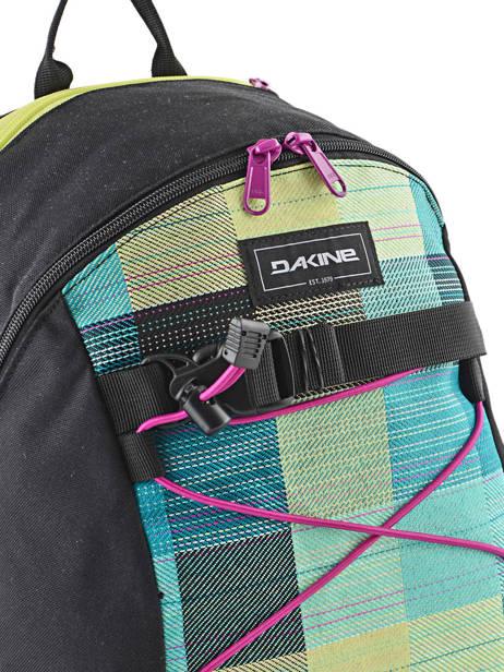 Sac à Dos 1 Compartiment + Pc 15'' Dakine Vert girl packs 8210-043 vue secondaire 1