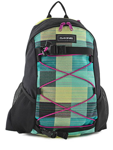 Sac à Dos 1 Compartiment + Pc 15'' Dakine Vert girl packs 8210-043