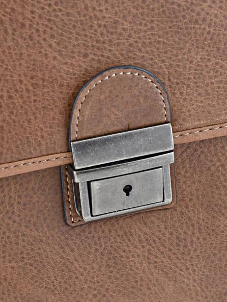 Serviette 3 Compartiments Etrier Noir spider S34207 vue secondaire 1
