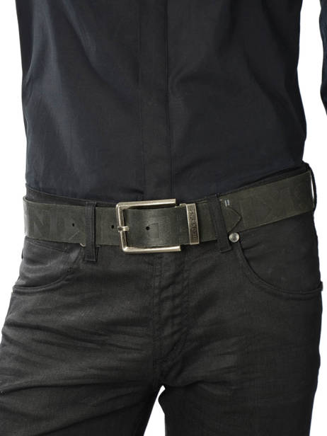 Ceinture Homme Cuir Redskins Noir accessoires 15317 vue secondaire 2
