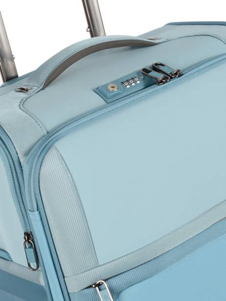 Valise Cabine Souple Samsonite Bleu uplite 99D004 vue secondaire 1