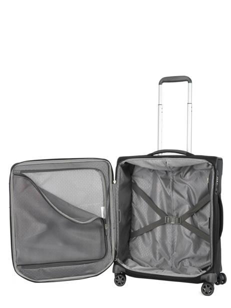Handbagage Samsonite Zwart spark sng 65N006 ander zicht 4