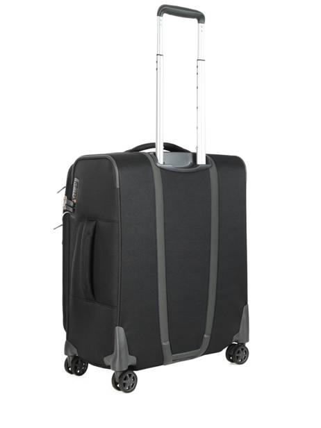 Handbagage Samsonite Zwart spark sng 65N006 ander zicht 3