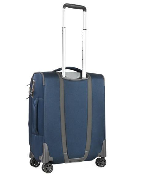Handbagage Samsonite Blauw spark sng 65N004 ander zicht 3