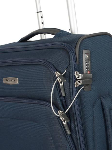 Handbagage Samsonite Blauw spark sng 65N004 ander zicht 1