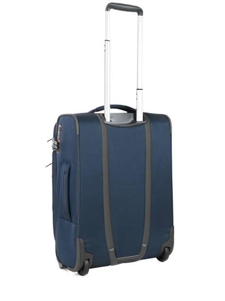 Handbagage Samsonite Blauw spark sng 65N001 ander zicht 3