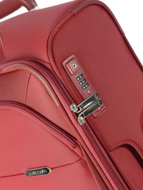 Handbagage Samsonite Rood b-lite 3 39D002 ander zicht 1