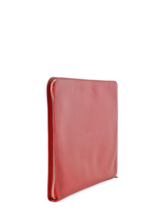 Longchamp Etui ipod/cd Rouge