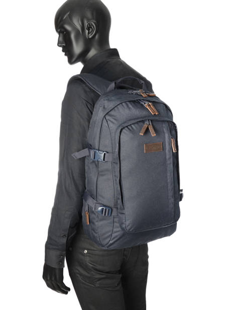Sac à Dos Business Evanz + Pc 15'' Eastpak Bleu core series K221 vue secondaire 2