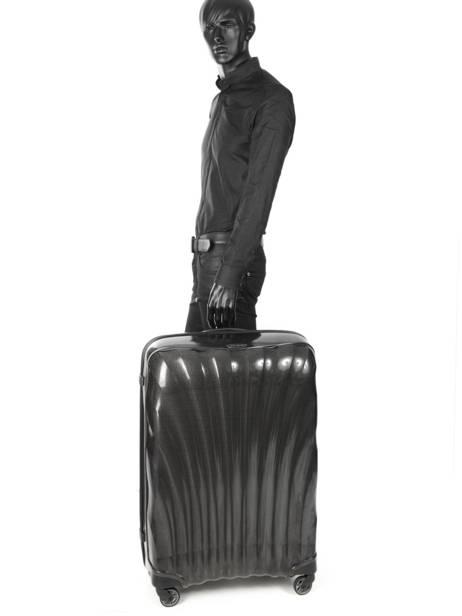 Valise Rigide Cosmolite Samsonite Noir cosmolite V22307 vue secondaire 3