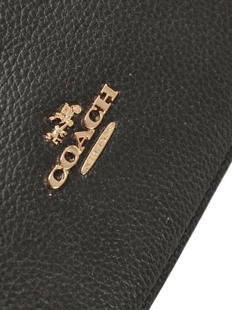 Sac Bandouliere Chelsea Cuir Coach Noir chelsea 56819 vue secondaire 1
