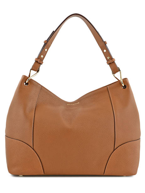 Sac Besace Victoria Cuir Nathan baume Marron victoria N1720502 vue secondaire 5