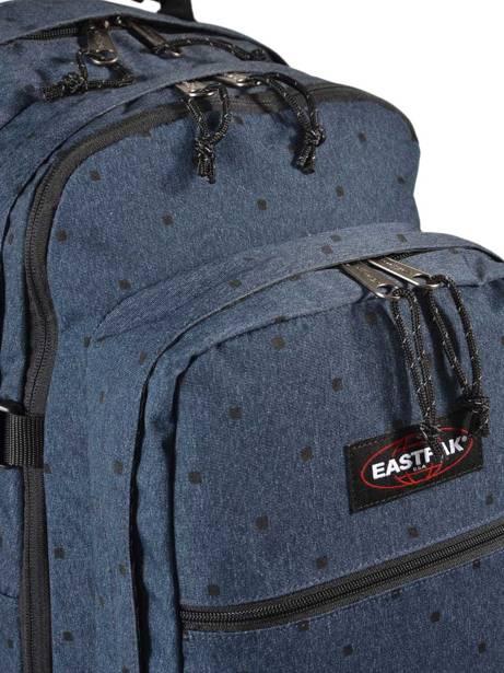 Sac à Dos 2 Compartiments + Pc 15'' Eastpak Bleu authentic K955 vue secondaire 1