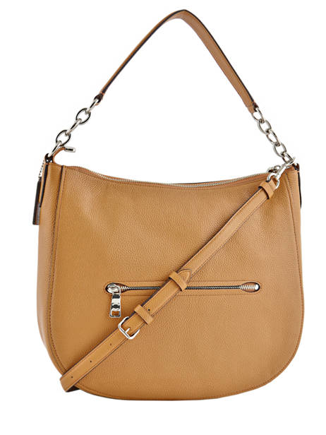 Besace Chelsea Hobo 32 Cuir Coach Marron casual 58036 vue secondaire 4