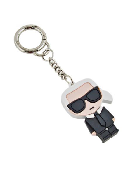 Porte-clefs Karl lagerfeld Noir key chains 76KW3905