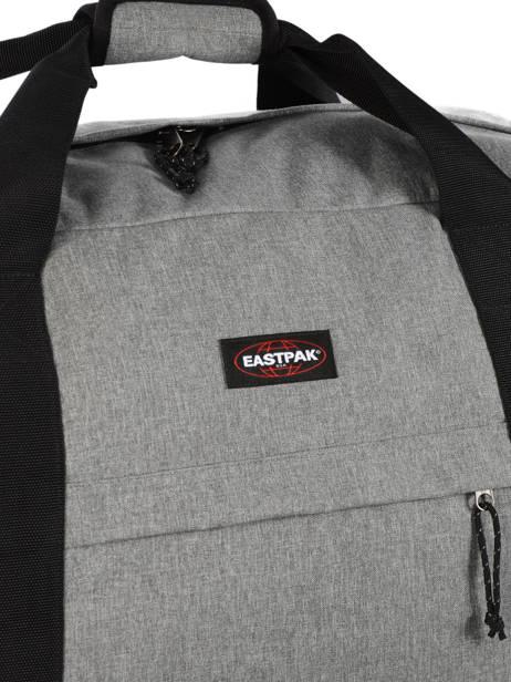 Reistas Met Wieltjes Authentic Luggage Eastpak Grijs authentic luggage K072 ander zicht 1