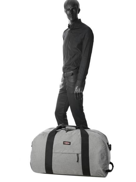 Reistas Met Wieltjes Authentic Luggage Eastpak Grijs authentic luggage K072 ander zicht 3