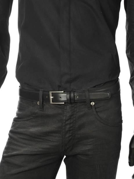 Riem Verstelbaar Petit prix cuir Zwart sport 1080T ander zicht 2