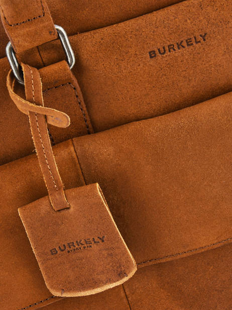Porte-documents 1 Compartiment + Pc 17'' Burkely Marron on the move 518822 vue secondaire 1