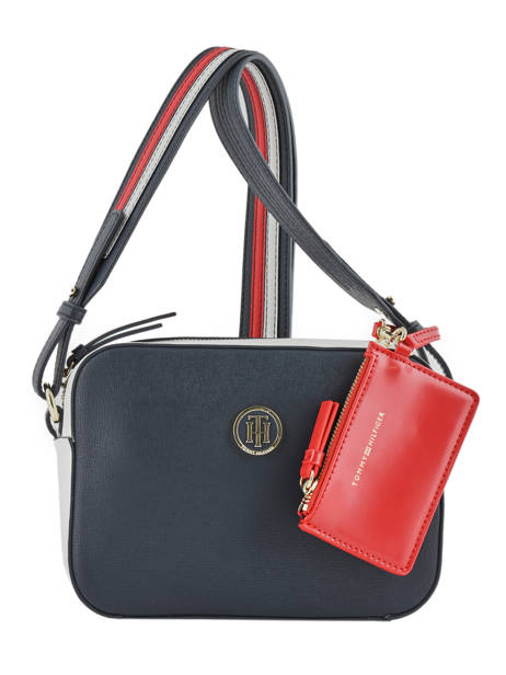 Sac Bandoulière Th Signature Tommy hilfiger Multicolore th signature AW05060