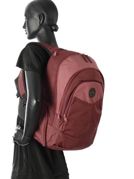 Sac à Dos 1 Compartiment + Pc 14'' Dakine Rouge girl packs 8210-025 vue secondaire 2