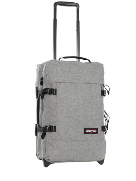 Handbagage Soepel Eastpak Grijs authentic luggage K61L