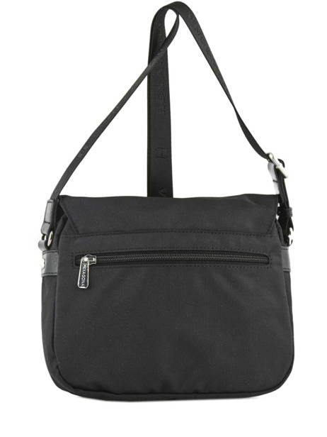 Cross Body Tas Fidele Hexagona Zwart fidele 323915 ander zicht 2