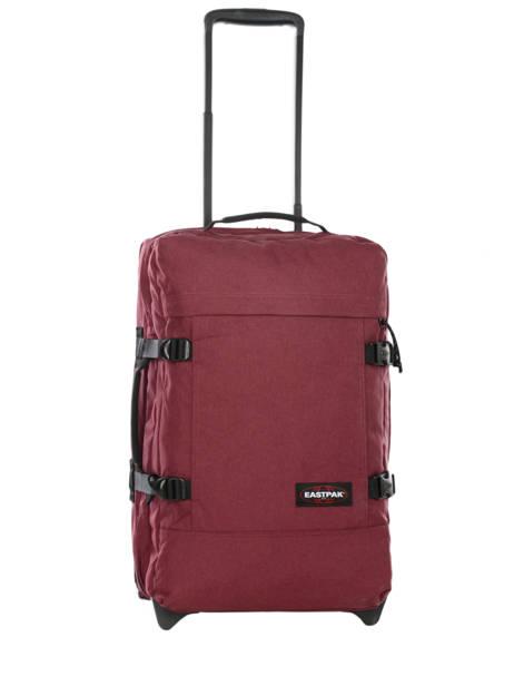Valise Cabine Souple Eastpak Violet authentic luggage K61L
