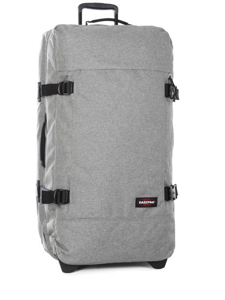 Soepele Reiskoffer Authentic Luggage Eastpak Grijs authentic luggage K63L