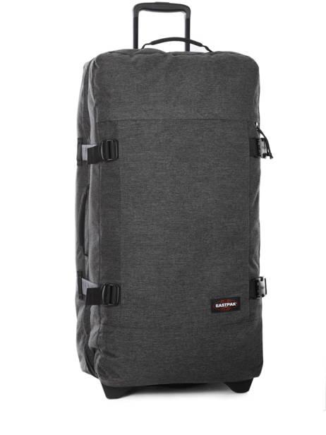 Soepele Reiskoffer Authentic Luggage Eastpak Zwart authentic luggage K63L