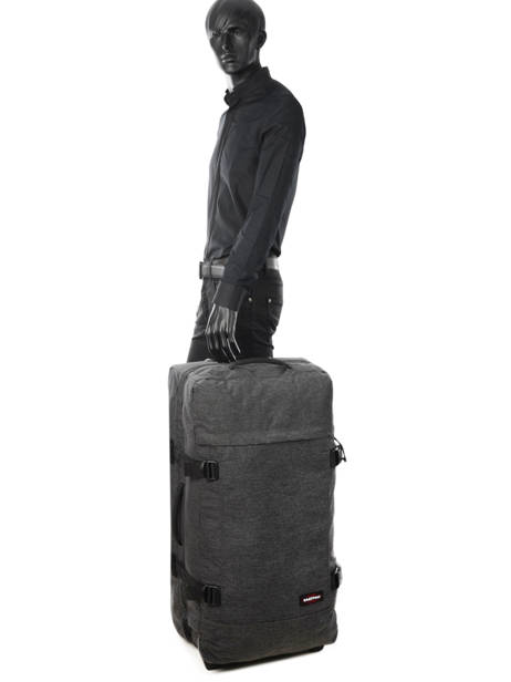 Valise Souple Authentic Luggage Eastpak Noir authentic luggage K63L vue secondaire 2