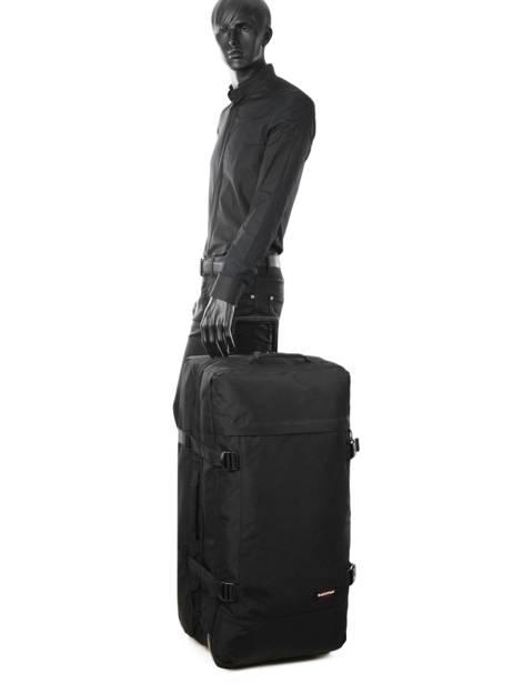 Soepele Reiskoffer Authentic Luggage Eastpak Zwart authentic luggage K63L ander zicht 2