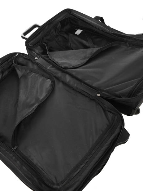 Soepele Reiskoffer Authentic Luggage Eastpak Zwart authentic luggage K63L ander zicht 4