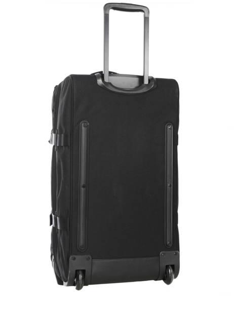 Soepele Reiskoffer Authentic Luggage Eastpak Zwart authentic luggage K63L ander zicht 3